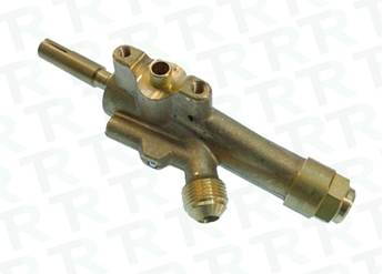 Imagen de GRIFO GAS EJE 10 mm STANDARD SIMPLE DCH INDUSTRIAL