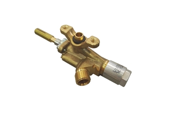 Imagen de GRIFO GAS EJE 10 mm STANDARD SIMPLE IZ. INDUSTRIAL